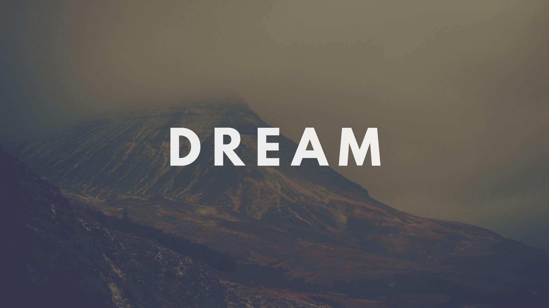 Dream graphic