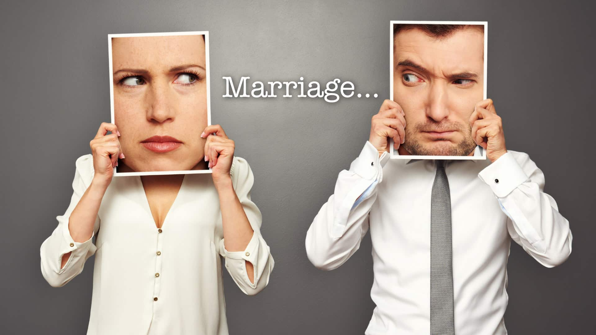 Marriage… graphic
