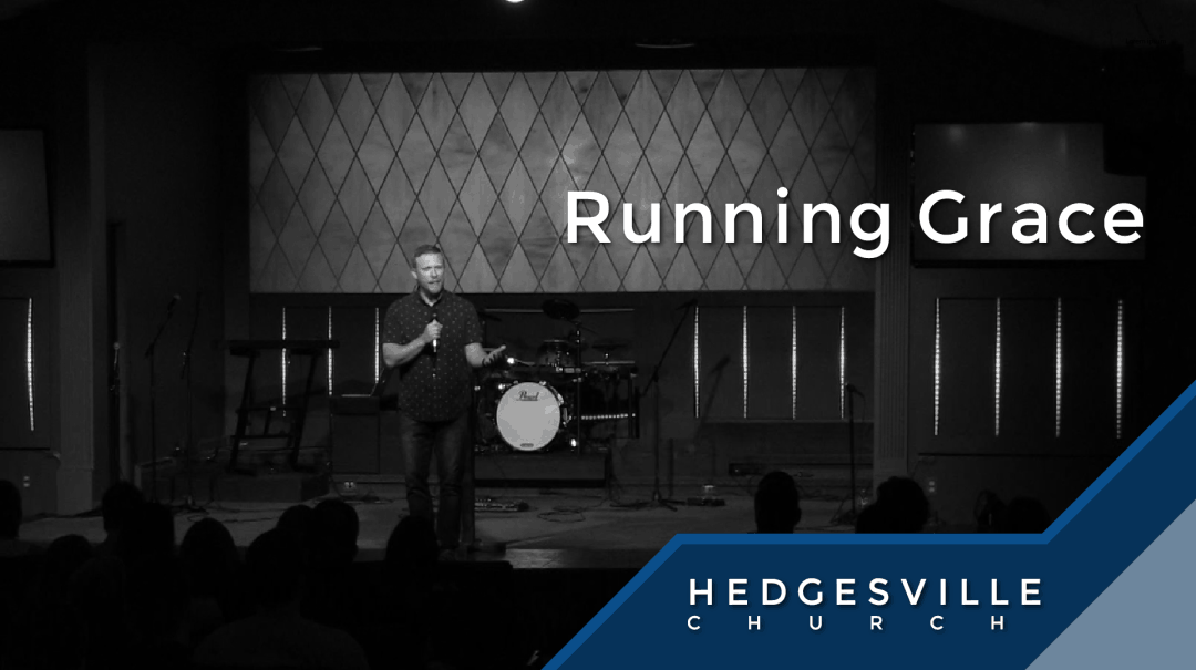 Running Grace graphic