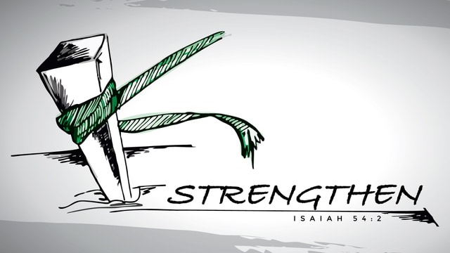 Strengthen graphic