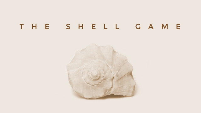 The Shell Game graphic